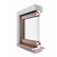 Fabryka okien i drzwi Urzędowski Galux 88 ORO