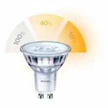 Philips LED SSW 50W GU10 WW 36D ND SRT4